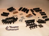 1977 - 1981 Trans Am Complete Exterior Body Mounting Kit 250 Piece!!
