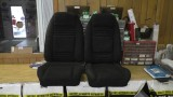 1978 - 1981 Trans Am DELUXE Front Seats Black