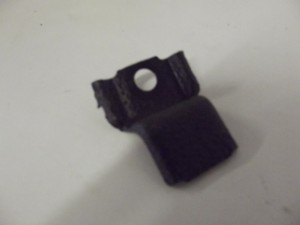 1970 - 1981 Trans Am Radiator Lower Mounting Slip Clip Used GM