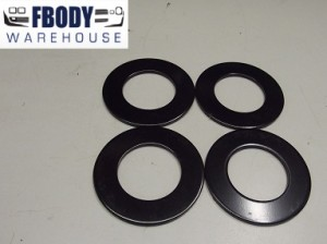 1970 - 1981 Camaro Firebird Radiator Support Bushing Repair Kit