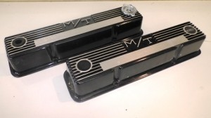 1967 - 1985 Cherovlet Valve Covers M/T for 305 / 350