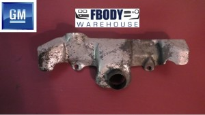 1970 - 1973 Firebird Trans Am Pontiac 350 400 455 Exhaust Manifold Heat Riser for Choke Tube Base GM