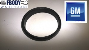 "1972 FIREBIRD Dash Bezel Trim Ring Thin Style 2&1/8"" Used GM Gas Volts Air Conditioning RARE"