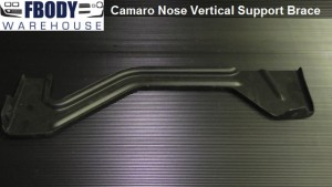 1970 - 1981 Camaro nose Cone Center Brace GM Unit