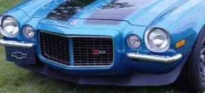 1970 - 1973 Camaro Complete Nose Package Rally Sport Front End