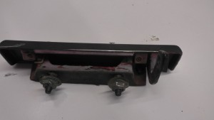 1982 - 1992 Camaro Trans Am GM Outer Door Handle Passenger Side