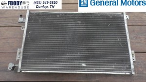1998 - 2002 Camaro Firebird V6 Air Conditioning Condenser GM