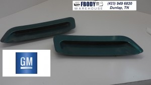 1993 - 1997 Camaro Hood Scoops PAIR GM