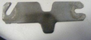 1982 - 1992 Trans Am Front Impact Bar Spacer Shims GM Units!