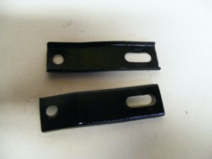 1979 - 1981 Trans Am Nose Cone Support Brackets Used GM