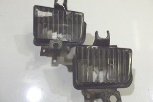 1975 - 1978 Firebird Trans Am Front Parking Lights GM Driver Side GM