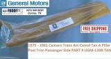 1974 - 1981 Camaro Trans Am A Pillar Posts Used GM Various Colors Available!