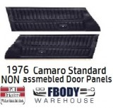 1976 Camaro NON Assembled STANDARD Door Panels NEW 4  Colors Available